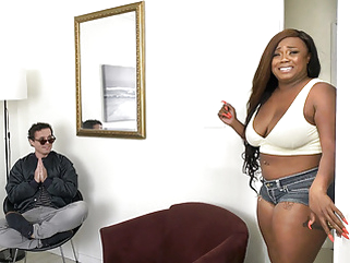 Best Job Ever! - Jayden Starr anal blowjob bbw video