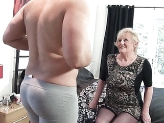British old slut's cunt requires a new big cock every day mature top rated milf video